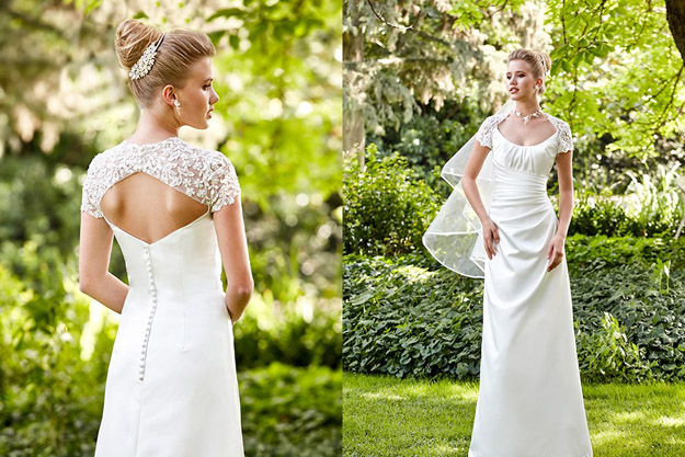 Robe de mariee point mariage collection 2017