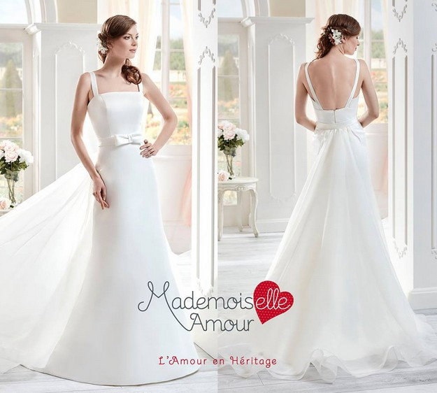 La robe de mariée Lola issue de la collection 2017 de Pronuptia ...