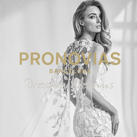 Pronovias collection 2018