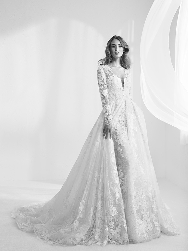 Pronovias 2018 Toute La Collection De Robes De Mari 233 E