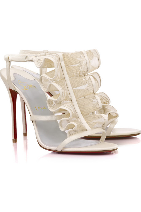 chaussure louboutin pour mariage