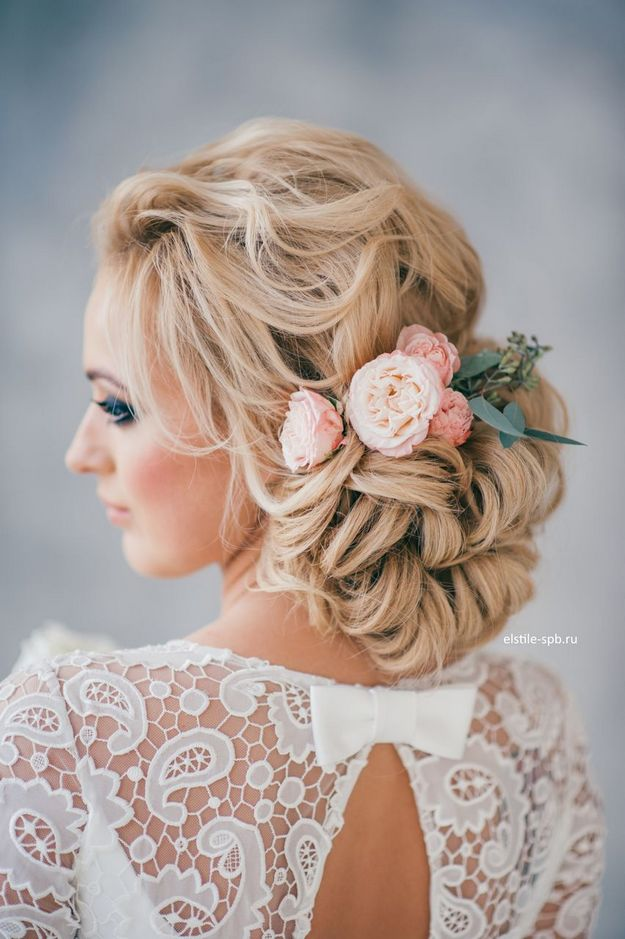 7 diff rents styles de chignon pour le mariage - Les differents blonds ...