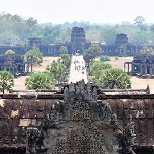 Le Cambodge, photo d'Angkor Wat