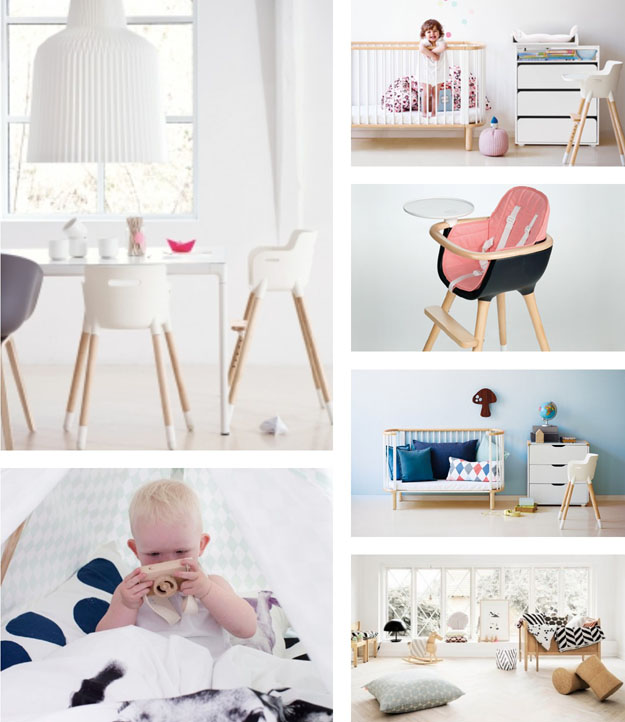 Liste de naissance deco scandinave for Chambre bebe cocktail scandinave
