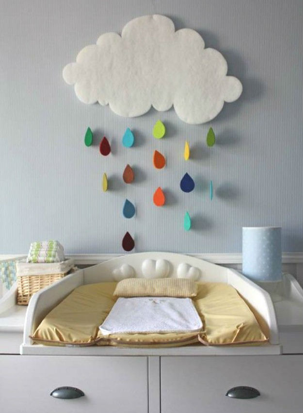 decoration nuage chambre bebe stickers hibou jaune gris blanc lune nuage toiles deco chambre. Black Bedroom Furniture Sets. Home Design Ideas
