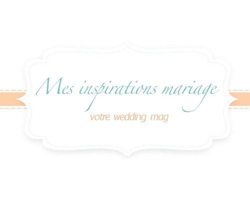 Mes inspirations mariage, le logo