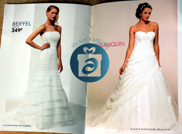 Catalogue Tati Mariage 2014 : COMPLET !