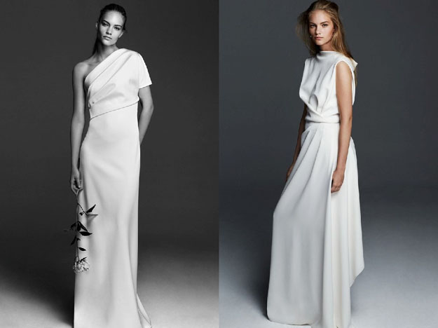 La collection Max Mara Bridal 2016