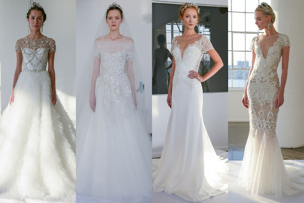 Au terme de la New-York Bridal Week, la future mariée de lautomne ...