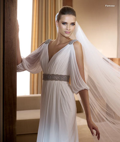 pronovias 2011 robes de mari e collection fashion. Black Bedroom Furniture Sets. Home Design Ideas
