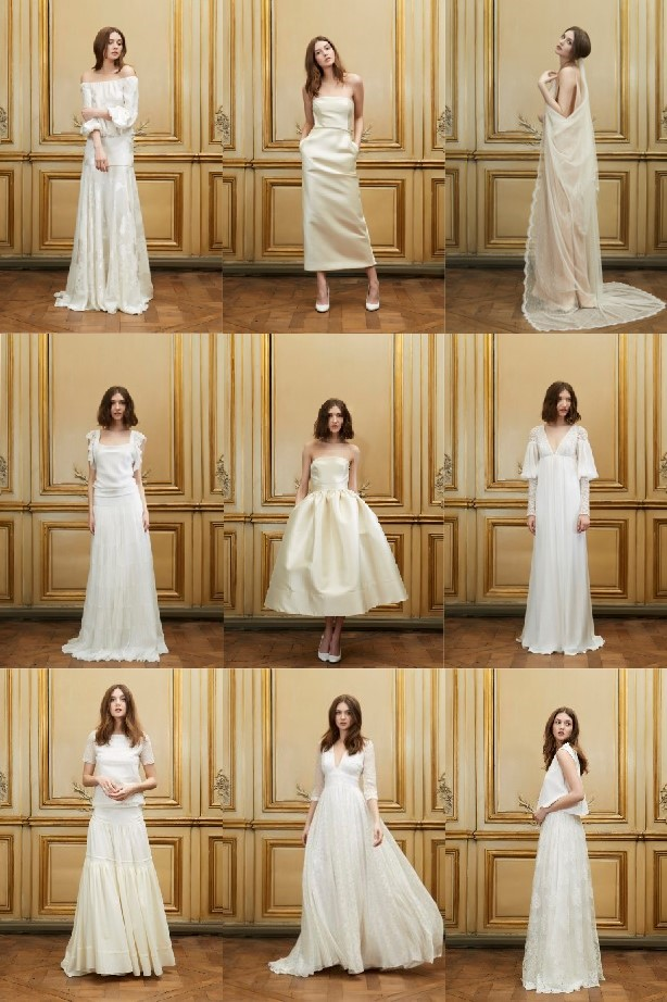 Photos officielles de la collection Delphine Manivet 2015