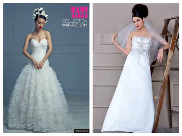 Catalogue Tati Mariage 2014 : en exclusivité - AMELISTE - Holiday and ...